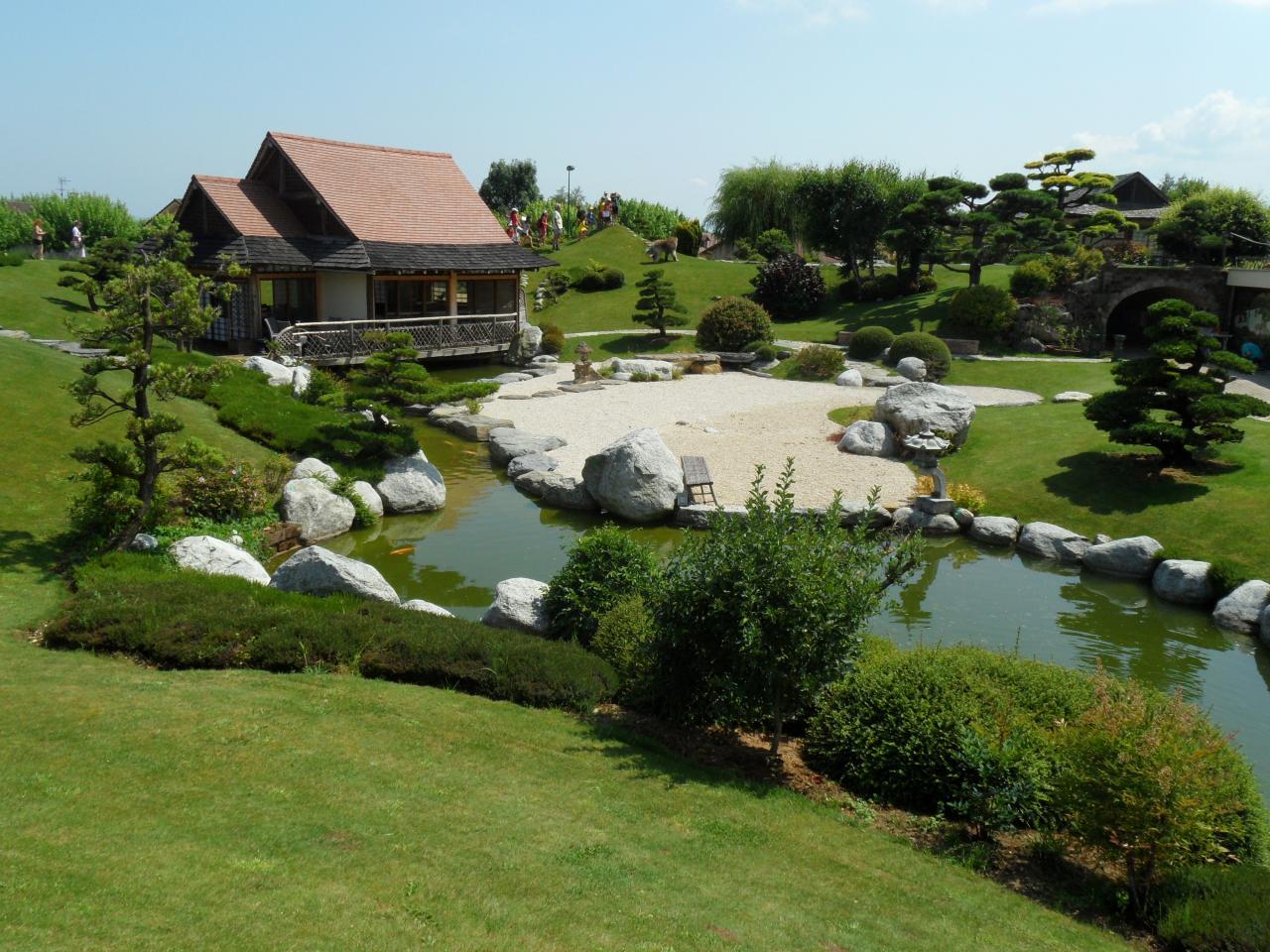 Design jardin interieur du lac rennes 3111 jardin des for Jardin japonais cholet